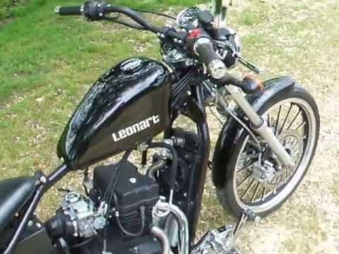 Moto occasion 125 leonart