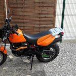 Moto 125 karion occasion