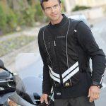 Blouson moto airbag bering