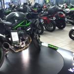 Garage vente moto occasion