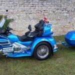 Moto trois roues occasion belgique