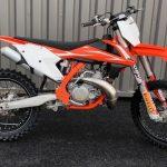 Moto cross occasion professionnel