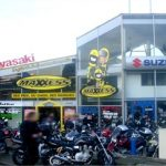 Magasin moto a vendre