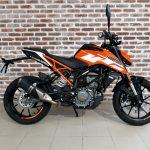 Moto 125 occasion brest