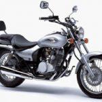 Moto 125 routiere occasion