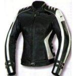 Blouson moto femme taille