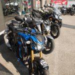 Moto concessionnaire occasion