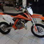 Moto cross occasion 85 sx