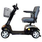 Cote du scooter