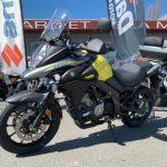 Suzuki moto poitiers