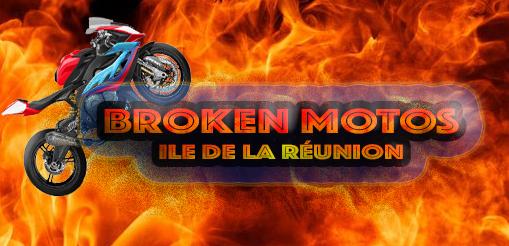 Casse moto reunion