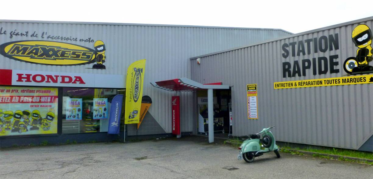 Magasin scooter ouvert dimanche