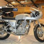 Moto occasion cafe racer belgique