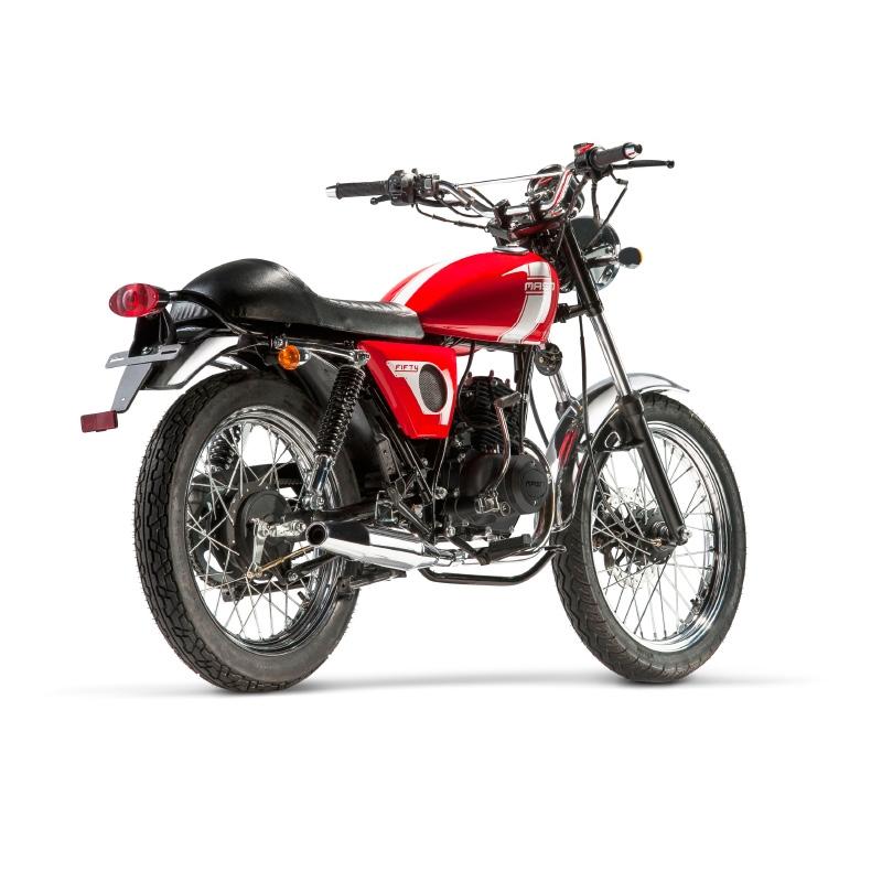 Prix de moto 50