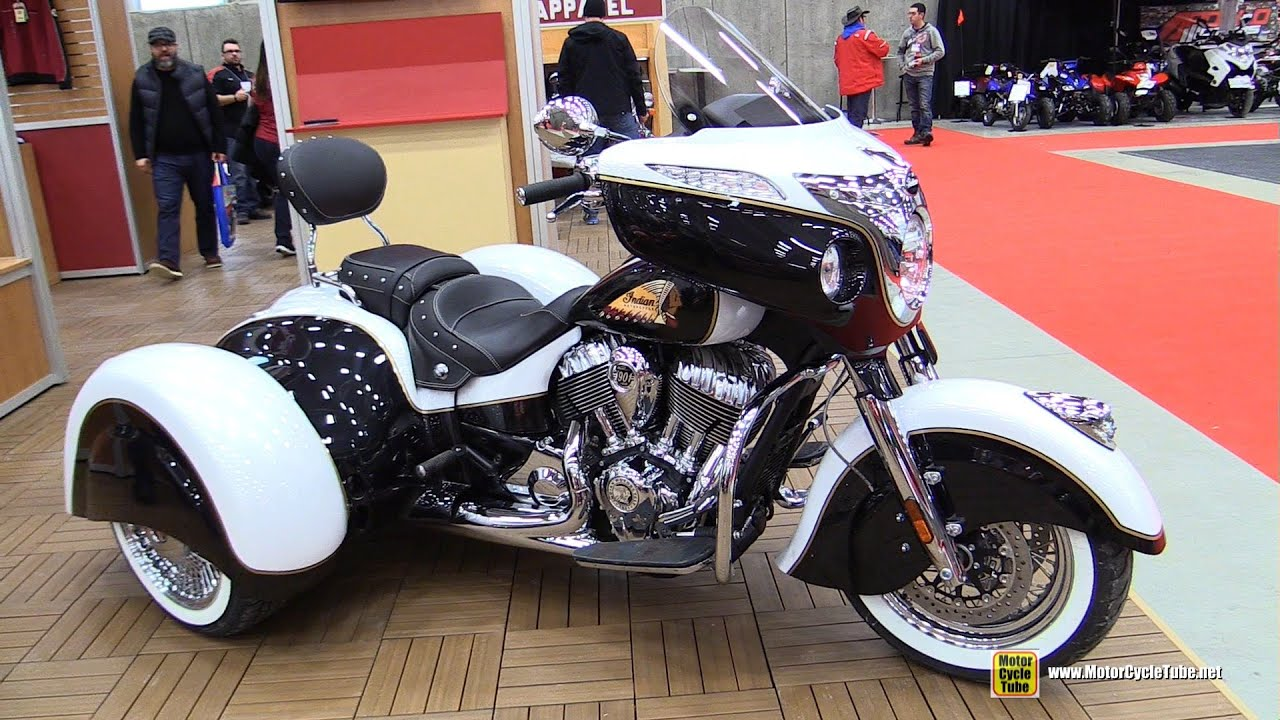 Moto indian chief custom occasion