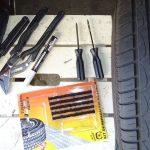 Reparation pneu moto prix