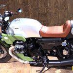 Garage moto paris 15