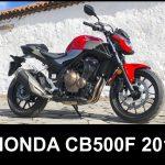 Moto honda occasion 2 main