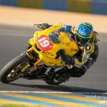 Yamaha paris moto