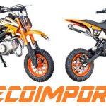 Moto cross 50cc neuve