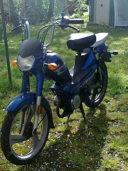 Mobylette occasion a vendre