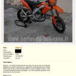 Le bon coin pour moto