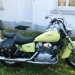Moto 125 pas cher d'occasion