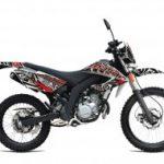 Moto cross pas cher 125cc