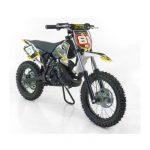 Moto de cross 50cc a vendre