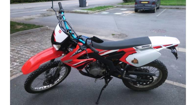 Moto 50cc occasion chambery