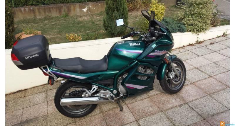 Moto occasion yamaha diversion 900