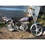Echappement moto custom occasion