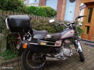 Moto custom occasion nord