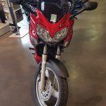 Moto occasion honda trail