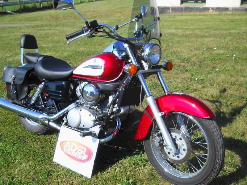 Piece moto occasion honda shadow 125