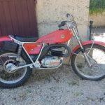 Moto trial 125 occasion le bon coin