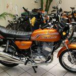 Réparation moto ancienne