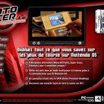 Site internet moto