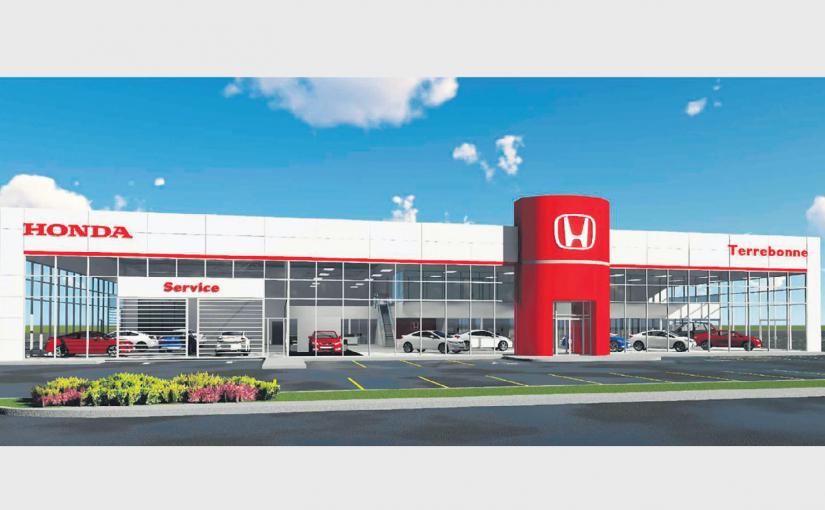 Honda concessionnaire