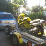 Tarif remorquage moto