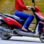 Vente occasion scooter