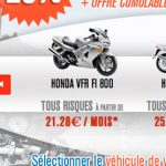Offre assurance moto