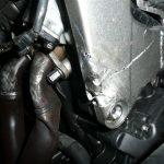 Reparation cadre moto