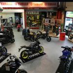 Moto yamaha concessionnaire