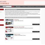 Cote auto gratuite en ligne