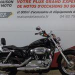 Annonces motos custom occasion