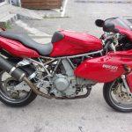 Moto occasion ducati 900 ss