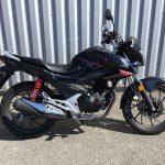 Honda moto occasion lille