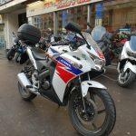 Moto occasion a dardilly