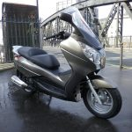 Annonce pour scooter